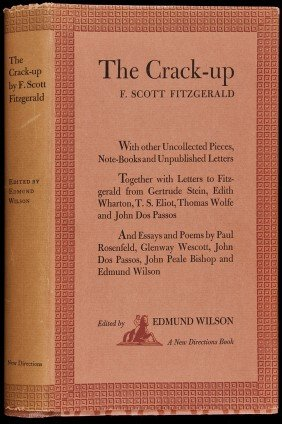 F. Scott Fitzgerald The Crack-Up