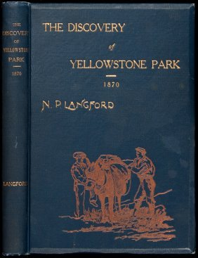 The Washburn Expedition To The Yellowstone