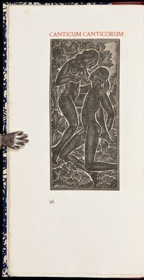 Canticum Canticorum Cranach Press