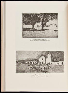 Etchings Of Edward Borein-John Howell In Dj