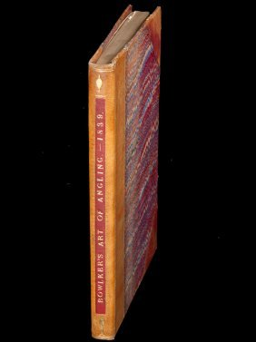 Bowlker's Art Of Angling 1839 Edition
