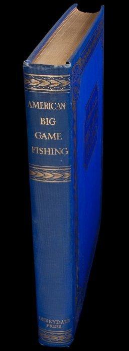 American Big Game Fishing Derrydale Press