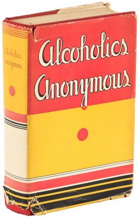 Alcoholics Anonymous First Edition In Dj
