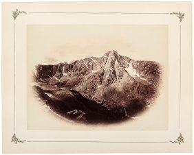Portfolio Of Original Photos By W.h. Jackson
