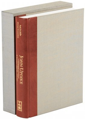 John Updike: A Bibliography Of Primary And Secondary