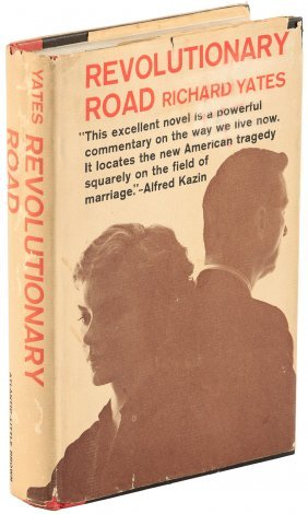 First Printing Of Revolutionary Road