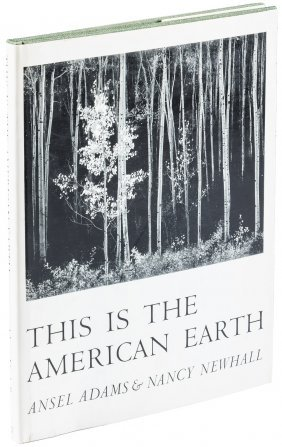 Ansel Adams Signed