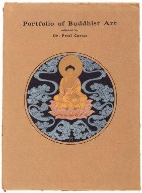 Portfolio Of Buddhist Art By Paul Carus