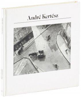 Andre Kertesz, Signed
