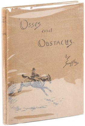 Osses And Obstacles, Snaffles