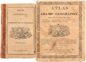 Adams Geography With Atlas