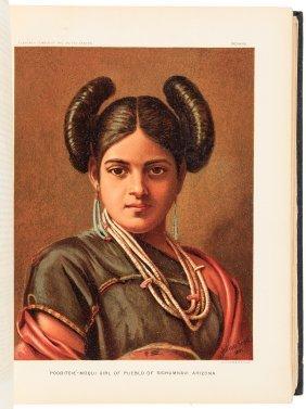 Interior Dept. Report On Indians 1894