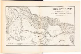 Ludlow's Reports On Yellowstone 1876