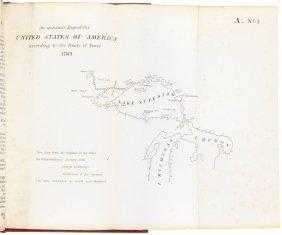 Boudary Between U.s. & Canada 1838