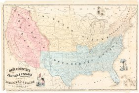 U.s. As Rebels Would Have It, 1864