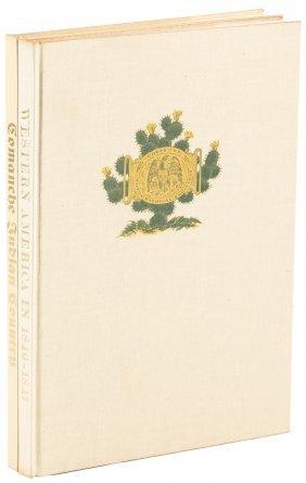 Two Volumes By J.w. Abert