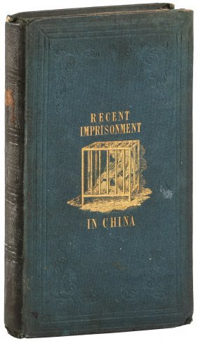 Shipwreck & Imprisonment In China 1841