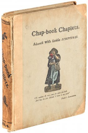 Crawhall's Chap-book Chaplets 1883