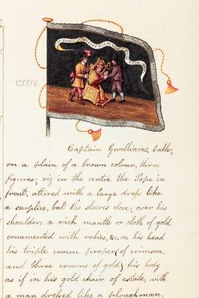 Manuscript Copy Of Prestwich's Respublica