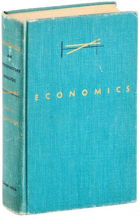 Economics: An Introductory Analysis, Samuelson, First