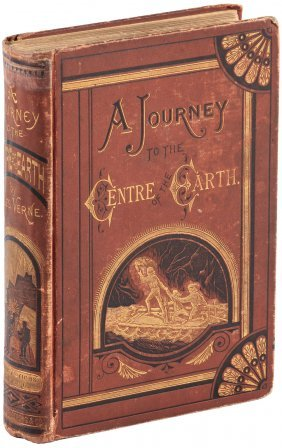 A Journey To The Centre Of The Earth, 1874