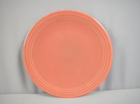 "Feista 13"" Rose Chop Plate"