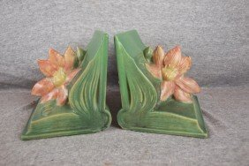 Roseville Clematis Green Bookends, 14