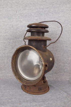 "Dietz Drivers Friend Style ""A"" Drivers Lamp"