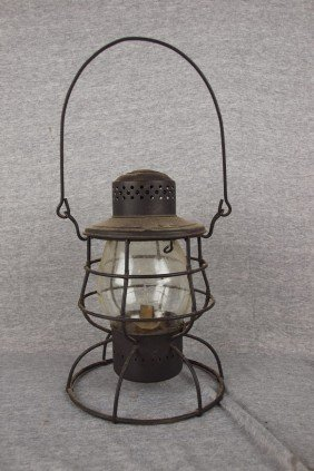 Defiance Lantern & Stamping Co, Rochester, Ny Rail