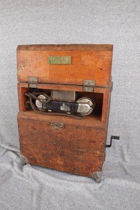C&ORR Portable Phone And Ringer Box
