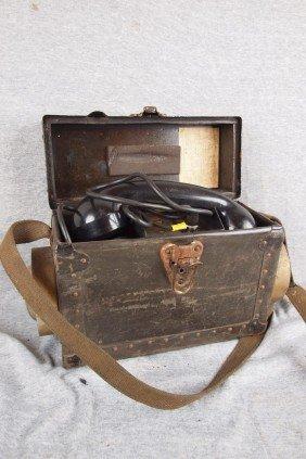 Automatic Electric Co Rairoad Monophone