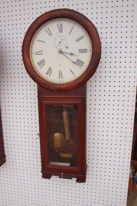 Seth Thomas B&ORR #2 Wall Regulator Clock, Replac