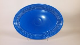 Fiesta Post 86 Deep Oval Platter