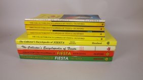 Fiesta Huxford's Books, Lot Of 9 Including 1st Edition