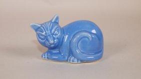 Fiesta Harlequin Mauve Blue Cat