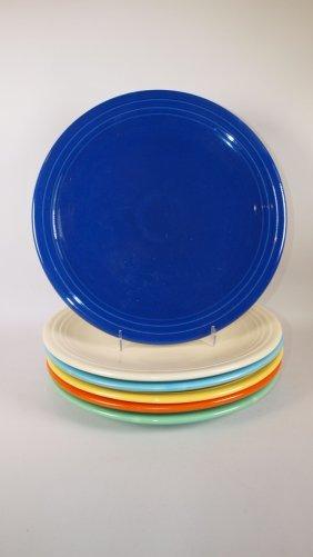 "Fiesta 15"" Chop Plate Group: All Orginal 6 Colors"