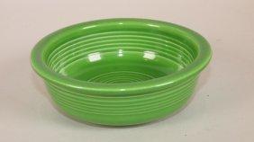 Fiesta 4 3/4 Fruit Bowl, Medium Green