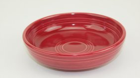 """Fiesta Rare Maroon 6"""" Dessert Bowl, Only One We Have"""