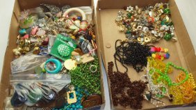 Huge Lot Of Assorted Jewelry