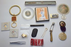 """Lot Of Assorted Items, """"great Council Of Pennsylvania"""
