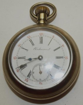 Centennial O.f. Pocket Watch, 18s