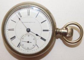 Hampden 18s O.f. Pocket Watch