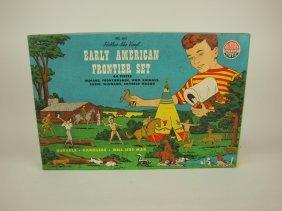Auburn Rubber Early American Frontier Set No. 563 In