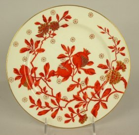 Minton Aesthetic Cabinet Plate, 10""