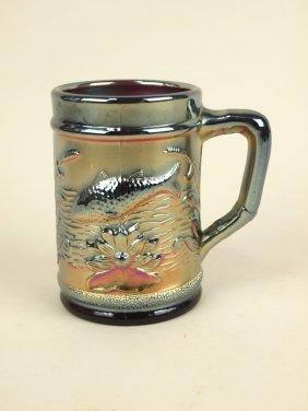 Dugan Amethyst Fisherman's Mug