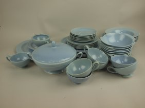 Homer Laughlin Serenade Lot Of Dishes, Various