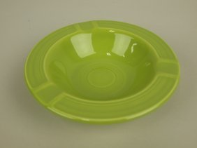Fiesta Ashtray, Chartreuse