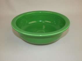 "Fiesta 8 1/2"" Nappy Bowl"