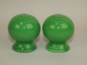 Fiesta Salt & Pepper, Medium Green