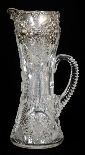 "Corset Shaped Tankard - 13 3/4"" - Abcg"